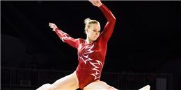 Lý do vận động viên thể dục dụng cụ mang tất khi tham gia Olympic