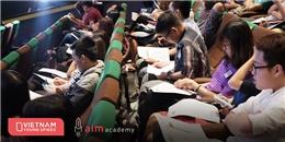 Bật mí đề thi 'khó nhằn' trong Vietnam Young Spikes 2016