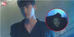 Phim Quá tuyệt vọng, Lee Jong Suk lại tìm đến cái chết tại thế giới thực-W - Two Worlds