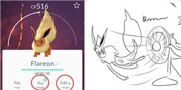 'Tá hỏa' với chiều cao và cân nặng thực tế của các Pokemon
