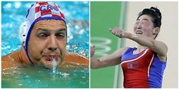 Cười đau bụng những pha trình diễn 'khó đỡ đến... khó thở' tại Olympic