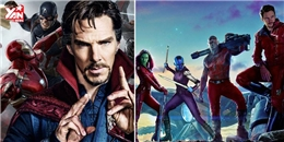 'Lót dép' hóng những bộ phim siêu anh hùng từ đây đến hè năm sau