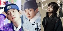 3 mỹ nam Kpop khiến fan 'ngơ ngẩn' bởi tạo hình cổ trang cực đẹp