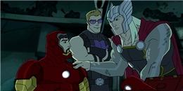Đo độ nam tính của siêu anh hùng Avenger