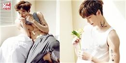 Phim Fan ngất ngây với ảnh chụp tạp chí ngày xưa của Lee Jong Suk-2016