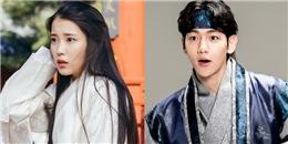 """Moon Lovers nguy cơ """"bom xịt"""" bởi diễn xuất của IU và Baekhyun"""