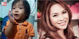 Bé gái 3 tuổi diễn sâu vừa hát cover đến Mỹ Tâm cũng mê