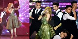 Minh Như tự tin bứt phá chung kết X-Factor với mashup 'Focus - Problem'