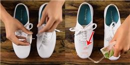 Hướng dẫn cách làm giày chống nước đầy vi diệu