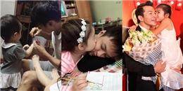Những khoảnh khắc ngọt lịm của sao nam Việt với 'tình nhân kiếp trước'