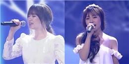Hari Won song ca 'Anh cứ đi đi' với bản sao của chính mình