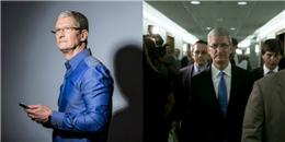 Cuộc sống trên chiếc ghế CEO Apple của Tim Cook: Cay đắng và cô đơn