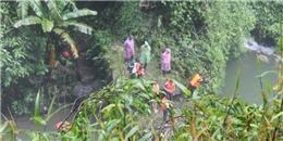 Đã tìm thấy thi thể nam sinh rơi xuống thác Đambri