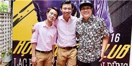 Gia Bảo và nhóm XPro đến chung vui cùng Á quân Cười xuyên Việt 2016