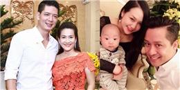 Điểm danh 5 sao nam điển trai và 'nịnh vợ' giỏi nhất showbiz Việt