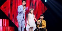 'Bộ tứ quyền lực' The Voice Kids 'choáng' trước giọng ca opera nhí