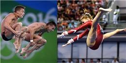 'Cười té ghế' với những khoảnh khắc siêu bựa của các vận động viên Olympic