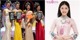 Ứng viên sáng giá Hoa hậu Việt Nam 2016 bị tố 'thi chui' quốc tế