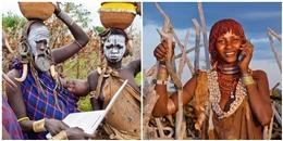 Niềm hạnh phúc của những thổ dân khi được sử dụng công nghệ