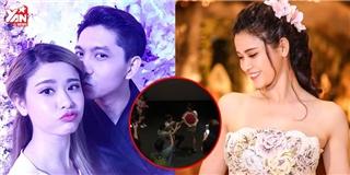 Tim bí mật chuẩn bị màn cầu hôn khiến Trương Quỳnh Anh bật khóc