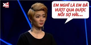 Kim Nhã  cãi tay đôi  với Ban giám khảo vì nghĩ mình làm tốt