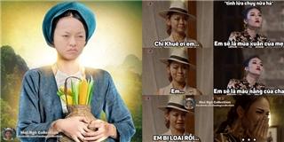 Cười  banh họng  với loạt ảnh chế mới của Mai Ngô