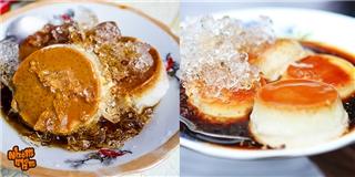 [Nhòm Nhèm]  Chết thèm  với món bánh flan nước cốt dừa béo ngậy