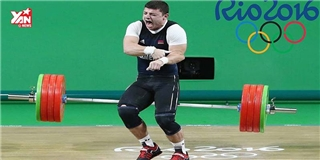 Lại một chấn thương kinh hoàng xảy ra tại Olympic 2016