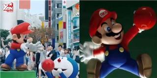 Nhật Bản đã làm cả thế giới choáng ngợp với đoạn clip này