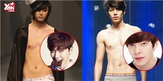 Những mĩ nam  vạn người mê  xứ Hàn từng là người mẫu nội y