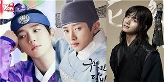 3 mỹ nam Kpop khiến fan  ngơ ngẩn  bởi tạo hình cổ trang cực đẹp