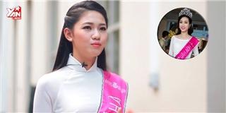 Á Hậu Thanh Tú:  Tôi không hề thua kém hoa hậu Mỹ Linh