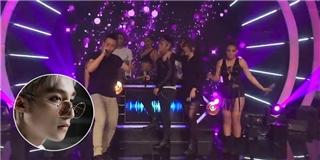 Dàn thí sinh Vietnam Idol bất ngờ hát  Chúng ta không talk anymore