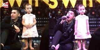 Cười ra nước mắt khi Noo bị bé gái hờ hững  bơ đẹp  trên sân khấu