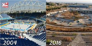 Những công trình Olympic hoành tráng  dùng một lần rồi bỏ