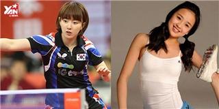 4 vận động viên Hàn xinh như  hot girl  thi đấu tại Olympic 2016