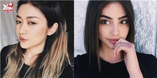 3 kiểu chụp ảnh selfie giúp bạn có mặt thon gọn đúng chuẩn V-line