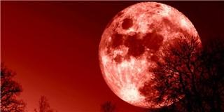Sắp xuất hiện trăng máu, rộ tin đồn về ngày tận thế?