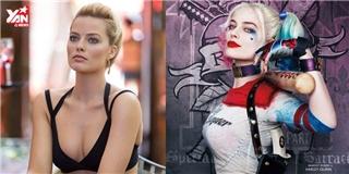 Sự thật về mĩ nhân sắm vai Harley Quinn khiến người xem  điên đảo