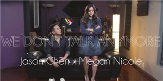 Đã tìm ra được bản cover  We Dont Talk Anymore  hay nhất!