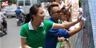 Văn Mai Hương, Phúc Bồ bắt tay  Vì một Việt Nam tỏa sáng