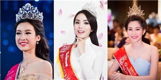 Thú vị chuyện trùng cả họ lẫn tên 3 năm liên tiếp của Hoa hậu Việt Nam - Tin sao Viet - Tin tuc sao Viet - Scandal sao Viet - Tin tuc cua Sao - Tin cua Sao