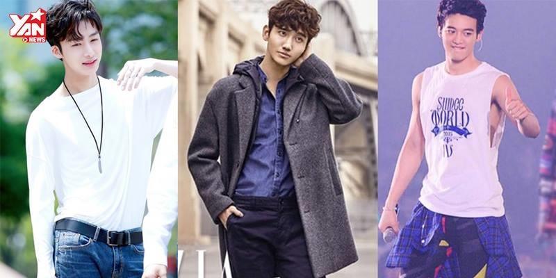 """Nếu thất nghiệp, những mĩ nam Kpop này có thể """"đổi nghề"""" siêu mẫu"""