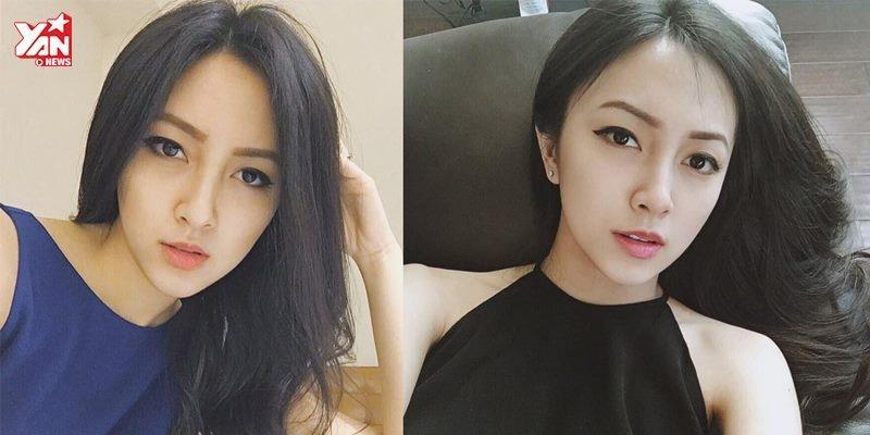 Dân mạng phát sốt với vẻ đẹp khác lạ của hot girl Mỹ gốc Việt