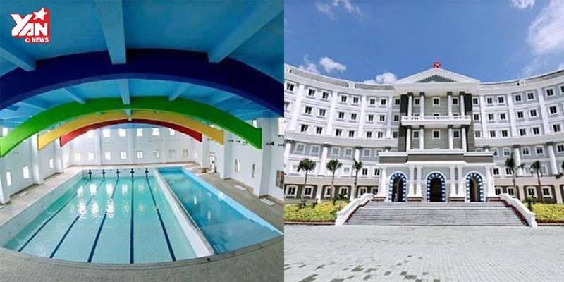 Cận cảnh ngôi trường 2000 tỉ, cao cấp nhất Sài Gòn