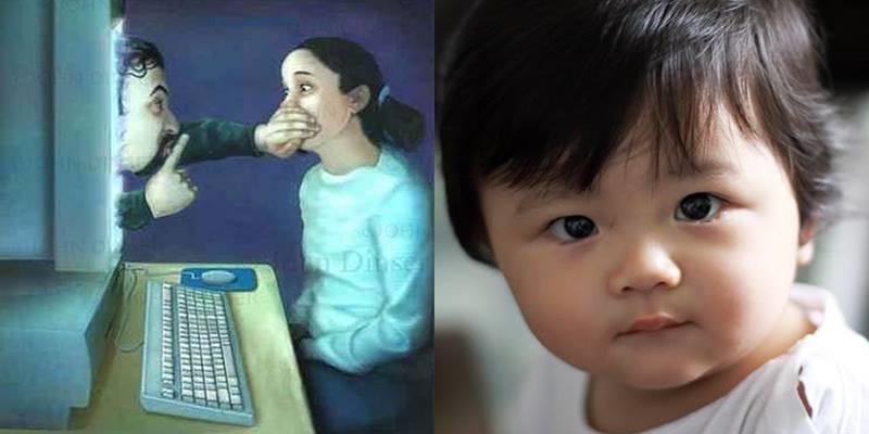 Đây là lí do vì sao bạn đừng bao giờ đăng ảnh trẻ em lên mạng!