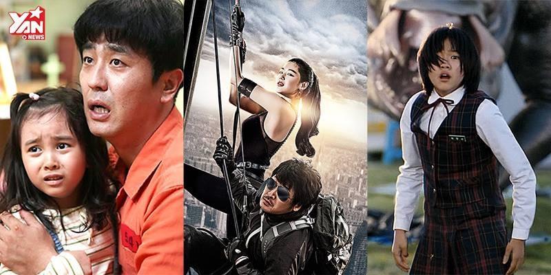 10 bộ phim điện ảnh Hàn có doanh thu cao nhất mọi thời đại