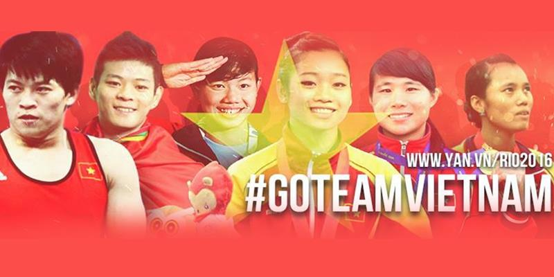 Có gì đặc biệt ở đoàn thể thao Việt Nam tại Olympic Rio 2016?