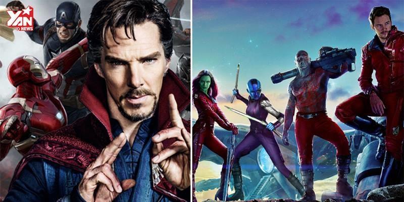 """""""Lót dép"""" hóng những bộ phim siêu anh hùng từ đây đến hè năm sau"""