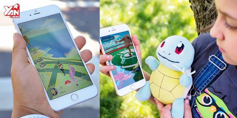 Những tác hại khủng khiếp đến sức khoẻ khi chơi Pokemon Go